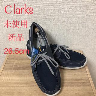 クラークス(Clarks)のClarks クラークス 26.5 メンズ スニーカー 未使用  新品(スニーカー)