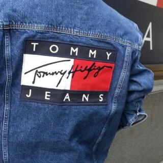 TOMMY - TOMMY デニムジャケット