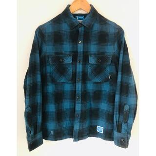 ネイバーフッド(NEIGHBORHOOD)の値段交渉可 ネイバーフッド 長袖チェックシャツ ネルシャツ(シャツ)