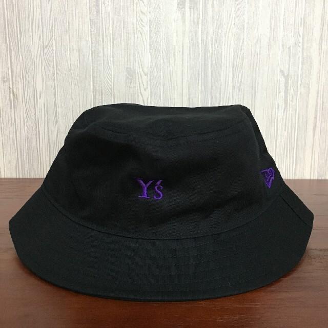 Yohji Yamamoto(ヨウジヤマモト)のYohji Yamamoto ハット メンズの帽子(キャップ)の商品写真