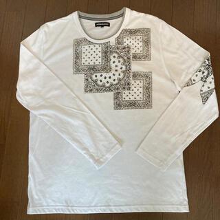 セマンティックデザイン(semantic design)の長袖 Tシャツ LL(Tシャツ/カットソー(七分/長袖))