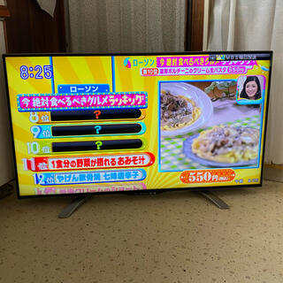 AQUOS - シャープAQUOS  4K対応 40V型液晶テレビ LC-40U30