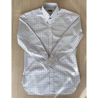 バルバ(BARBA)のBARBA バルバ タッターソール タブカラーシャツ 39 beams購入品(シャツ)
