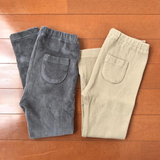 UNIQLO(ユニクロ)の専用です❁⃘ キッズ/ベビー/マタニティのキッズ服男の子用(90cm~)(パンツ/スパッツ)の商品写真