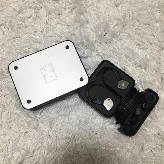 SENNHEISER(ゼンハイザー)のSENNHEISER IE80 ダイナミック カナル型イヤホン スマホ/家電/カメラのオーディオ機器(ヘッドフォン/イヤフォン)の商品写真