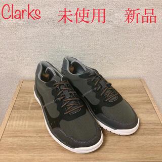 クラークス(Clarks)のClarks クラークス 25.0 メンズ スニーカー 未使用 新品(スニーカー)