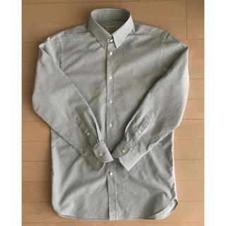 ギローバー(GUY ROVER)のGuyRover ギローバー タブカラーシャツ 39 beams購入品(シャツ)