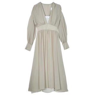 アメリヴィンテージ(Ameri VINTAGE)のAmerivintage SOPHIA LAYERED DRESS(ロングワンピース/マキシワンピース)