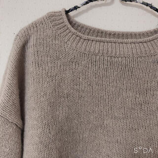 SM2 - サマンサモスモスblue セーター