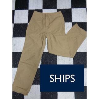 シップス(SHIPS)の【SHIPSシップスカラーズ】レディスチノパンSワークパンツ美品(ワークパンツ/カーゴパンツ)