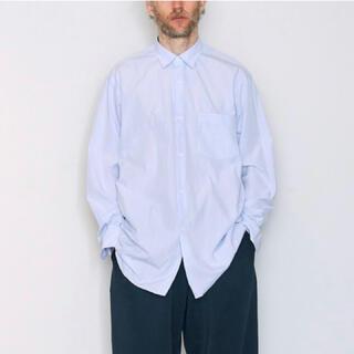 COMOLI - コモリ コモリシャツ サイズ3  18aw