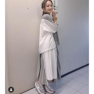 サカイ(sacai)の【訳あり】 sacai メルトンスカート(ひざ丈スカート)