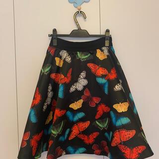 アリスアンドオリビア(Alice+Olivia)のAlice+Olivia バタフライスカート(ひざ丈スカート)