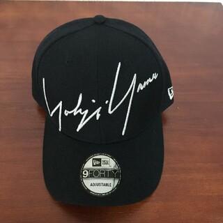 ヨウジヤマモト(Yohji Yamamoto)の新品  人気品 Yohji Yamamoto× newera キャップ(キャップ)