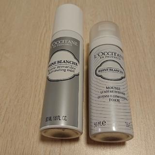 L'OCCITANE - ロクシタン フェイスミスト クレンジングフォーム
