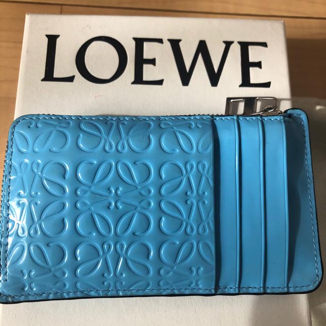 LOEWE(ロエベ)のロエベ コインケース カードケース レディースのファッション小物(コインケース)の商品写真