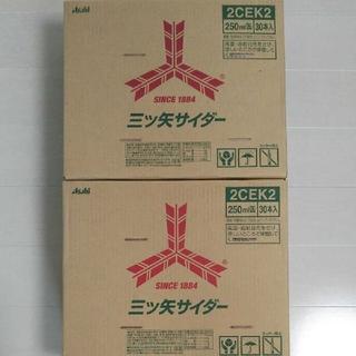 アサヒ(アサヒ)の三ツ矢サイダー 60缶(ソフトドリンク)