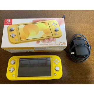 Nintendo Switch - 任天堂 switch lite スイッチライト