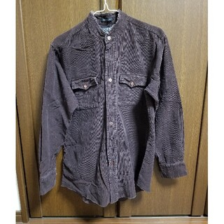 サンタモニカ(Santa Monica)のUSEDリメイクシャツ(シャツ/ブラウス(長袖/七分))
