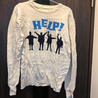 グラニフ(Design Tshirts Store graniph)のビートルズ ニット(ニット/セーター)
