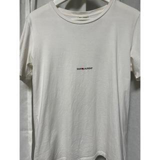 Saint Laurent - サンローラン ロゴtシャツ