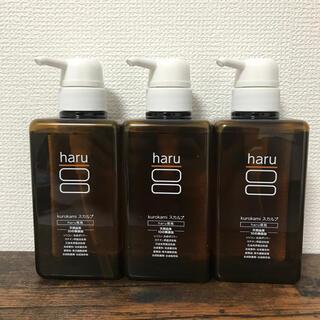 haru ハル 黒髪 スカルプ シャンプー 400ml