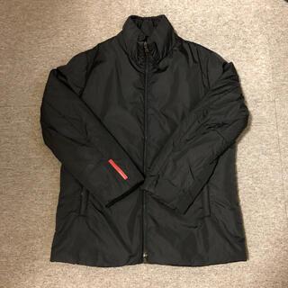 プラダ(PRADA)のArchive Prada sport down nylon jacket 48(ナイロンジャケット)