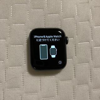Apple Watch - Apple Watch series5 SpaceGray アルミニウムケース