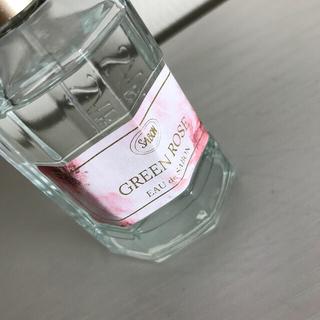 サボン(SABON)のSABON GREEN ROSE 香水(香水(女性用))
