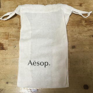Aesop - Aesop イソップ 巾着 ショッパー 袋 ポーチ