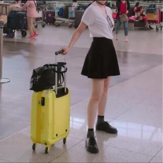 フレアミニスカート 韓国ファッション A landにて購入(ミニスカート)