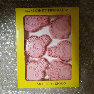 鬼滅の刃 クッキー型 6個セット ねんど型 クリスマス バレンタイン 誕生日