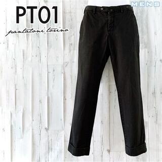 PT01 - PT01 / PT TORINO コットンモールスキンテーパードパンツ 46