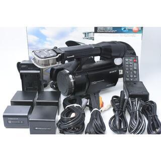 SONY - ★美品★ SONY NEX-VG20 レンズ交換式ビデオカメラ