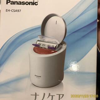 Panasonic - Panasonic ナノケア EHCSA97 スチーマー