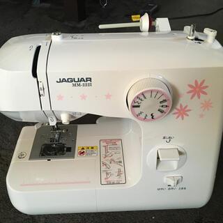Jaguar - ☆美品☆ジャガー フリーアーム電動ミシン MM-222I