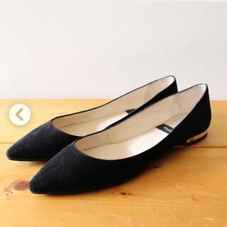 ドゥーズィエムクラス(DEUXIEME CLASSE)のドゥーズィエムクラス  BALDAN POINTED BALLET(ローファー/革靴)