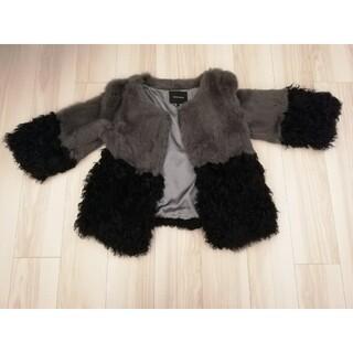ローズバッド(ROSE BUD)のROSE BUD 毛皮コート(毛皮/ファーコート)