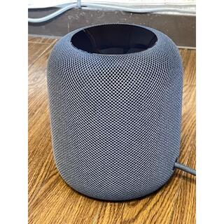 Apple - 【値下げ】Homepod スペースグレー ジャンク