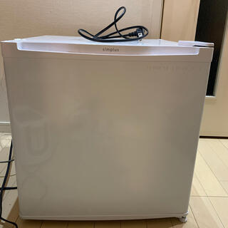 Haier - Simplus 1 ドア冷凍庫 32L 美品 ホワイト