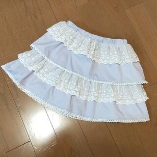 アクシーズファム(axes femme)のaxes femme キュロットスカート140(スカート)