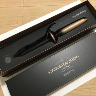 リュミエールブラン(Lumiere Blanc)のヘアビューロン 4D Plus [カール] S-type 26.5mm(ヘアアイロン)