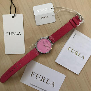 フルラ(Furla)の新品!フルラ FURLA レディース 腕時計 ウォッチ ピンク(腕時計)