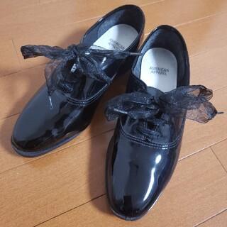 アメリカンアパレル(American Apparel)のアメリカンアパレル レースアップ シューズ(ローファー/革靴)