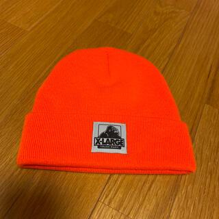 エクストララージ(XLARGE)のXLARGE ニット帽(ニット帽/ビーニー)