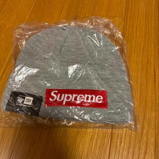 シュプリーム(Supreme)のsupreme NEW ERA ニット帽(ニット帽/ビーニー)