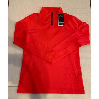 デサント(DESCENTE)のデサントゴルフ ジップシャツ(ウエア)