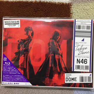 ノギザカフォーティーシックス(乃木坂46)の乃木坂46 真夏の全国ツアー2017 東京ドーム ブルーレイ(アイドル)