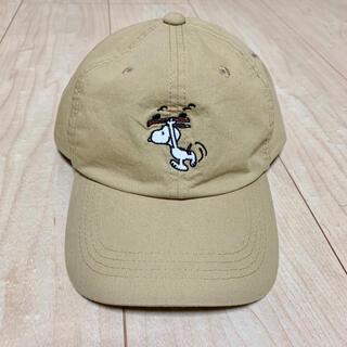 ピーナッツ(PEANUTS)のスヌーピー  帽子(キャップ)