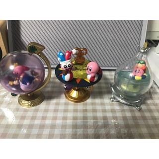 ニンテンドウ(任天堂)の星のカービィ 星と銀河のスターリウム  3点セット(アニメ/ゲーム)
